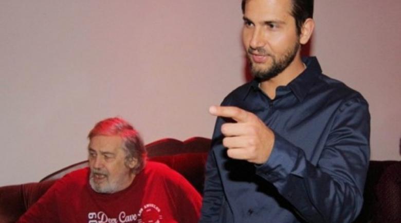 Синът на Стефан Данаилов ще играе баща си във филм