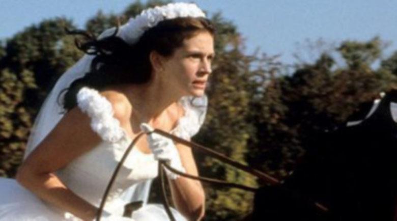 Булката беглец хукна отново: Джулия Робъртс се развежда