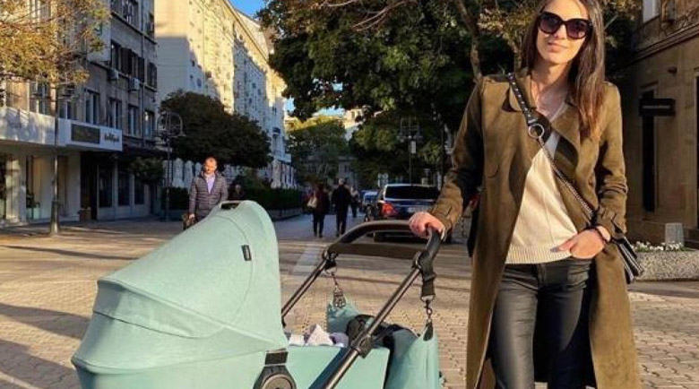 Луиза Григорова приготви сама погачата за Бран