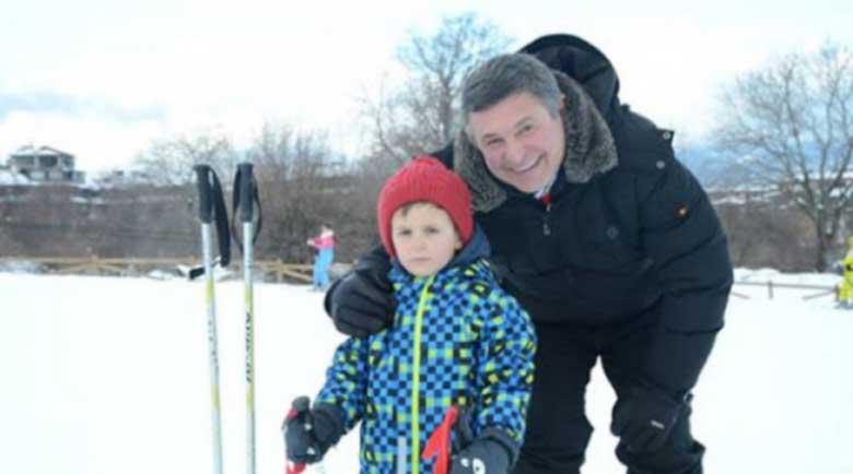Синът на Милен Цветков се превърна в суперзвезда