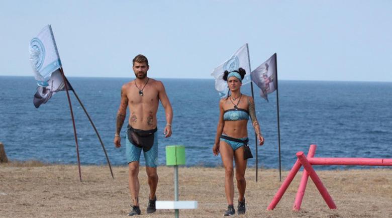 """Екатерина ядосана на Николай в """"Игри на волята"""""""