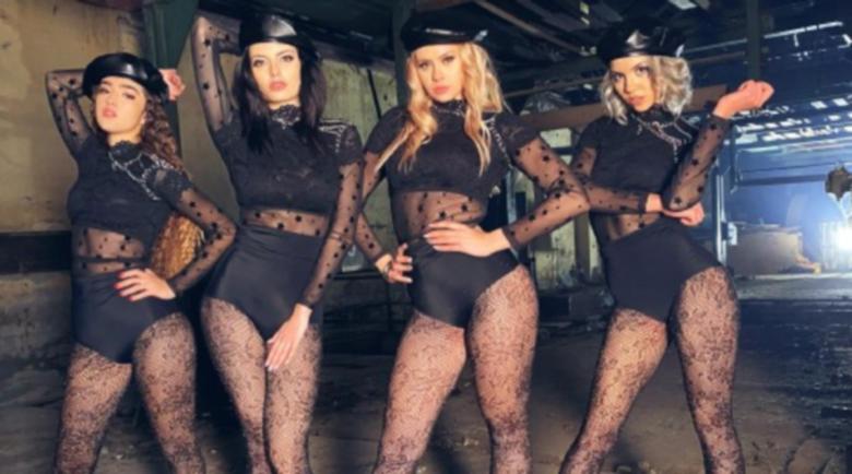 """Момичетата от 4Мagic изпяха """"Дай ми"""""""