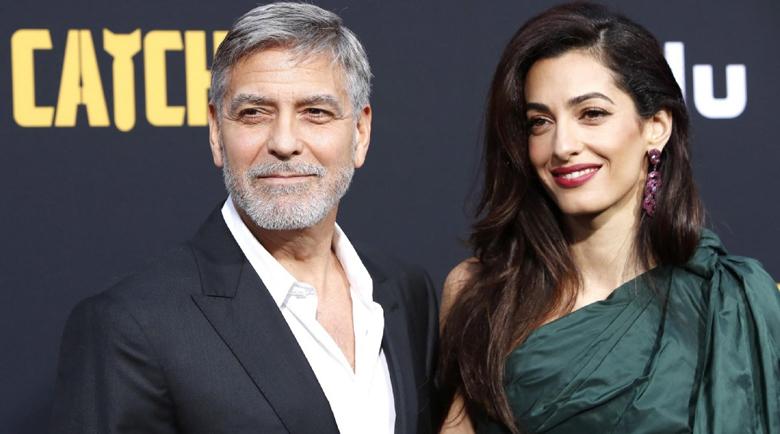 Джордж Клуни стои затворен от март