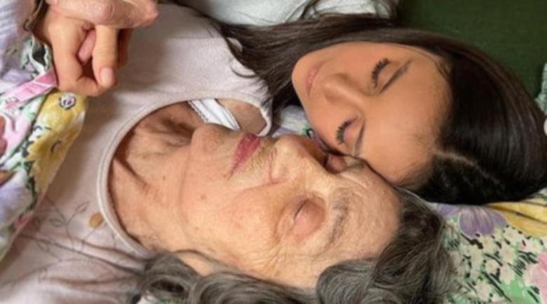 Почина бабата на Нина Добрев