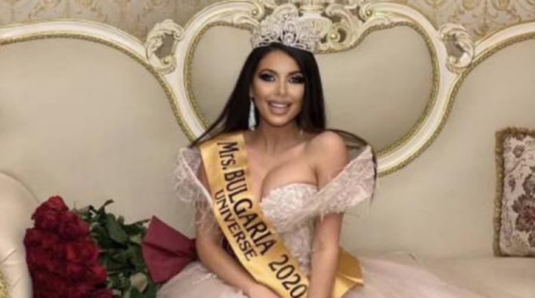 Умна и красива: Мисис България преподава английски