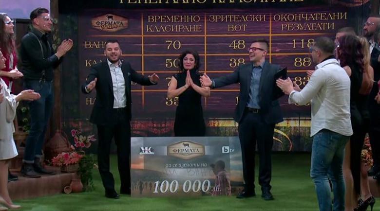 Хепи Ванче се задомява, със 100-те бона купува…