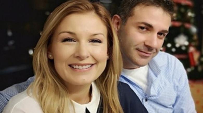 Венелин Петков и Николета Маданска показаха сина си