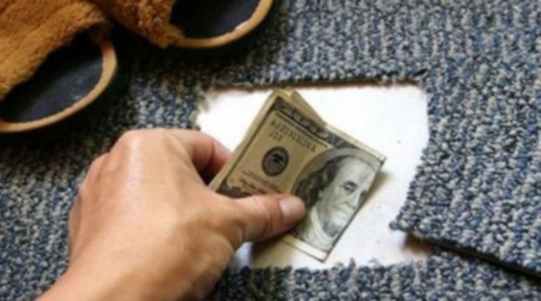 Съвети: Как да имате винаги пари в дома си
