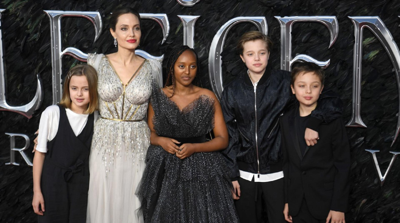 Анджелина Джоли е лоша майка