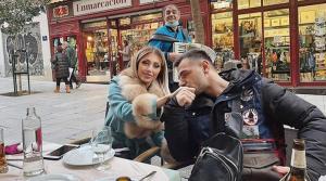 Джулиана Гани на романтична екскурзия за ЧРД