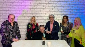 Орлин Горанов и Марги Хранова възпяха борбата срещу COVID в химн