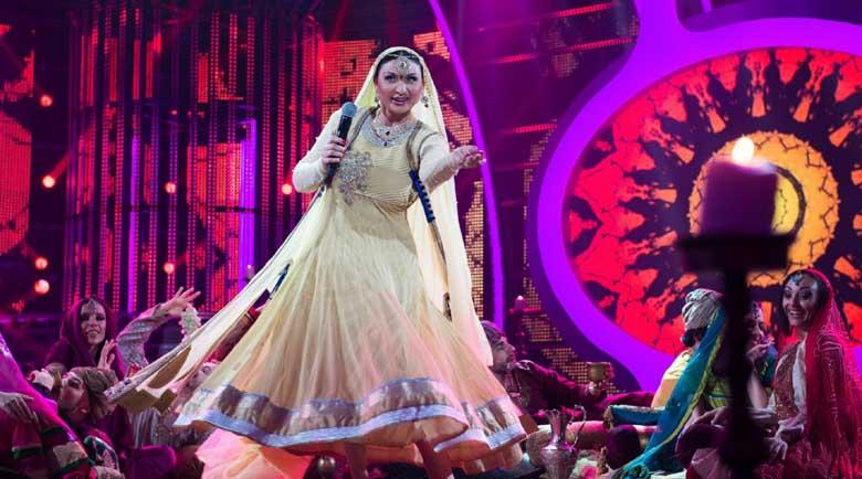 Индийската музика привлича Софи Маринова от дете