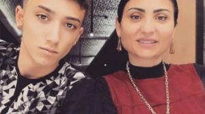 Софи Маринова и Лоренцо носят маски с диаманти в новата си…