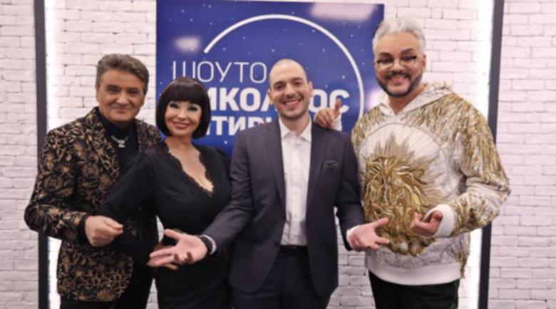 """Филип Киркоров и дует """"Ритон"""" за пръв път се събраха при Цитиридис"""