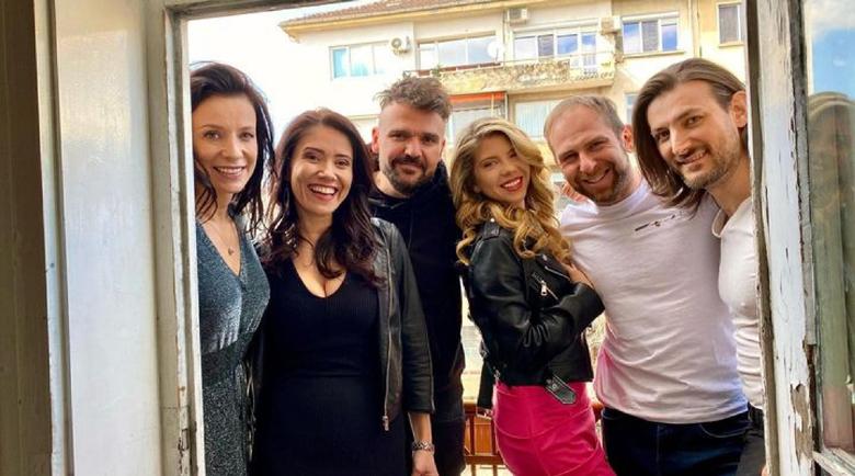 Графа работи по нов филм с Яна Маринова