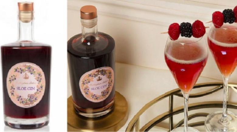 Сheers: Бъкингам вари джин с български трънки