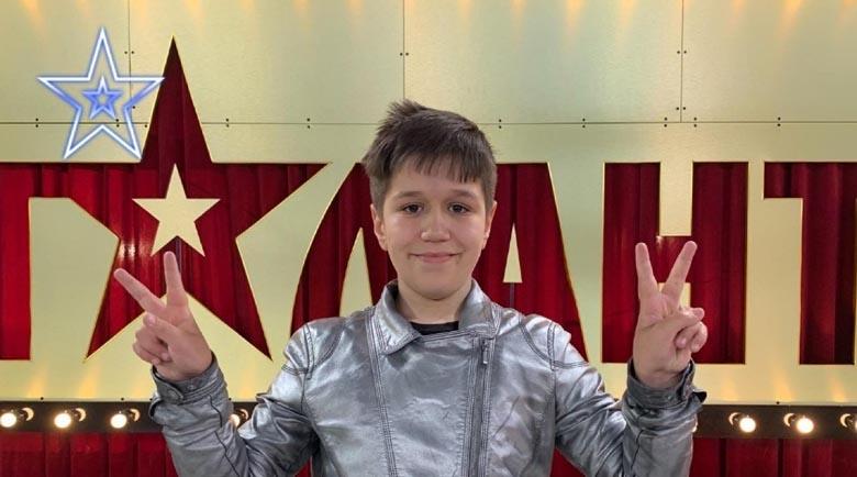 """Малкият Калоян Гешев спечели """"България търси талант"""""""