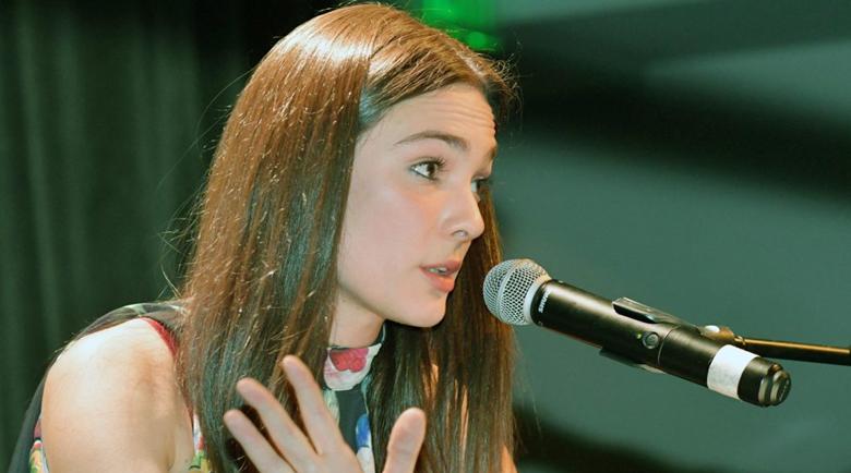 Шок! Почина младата българска актриса Лорина Камбурова