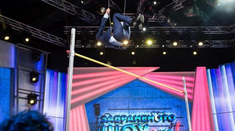 Рачков скочи да подобрява рекорда на Стефка Костадинова