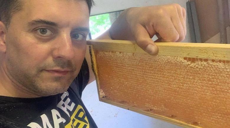 Борис Дали стана пчелар, съсед го запалил