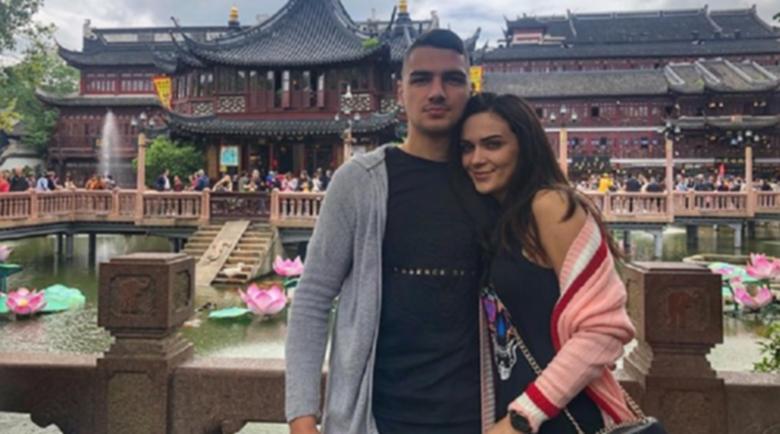 Вратар си взе за булка дъщерята на милионера Гущеров