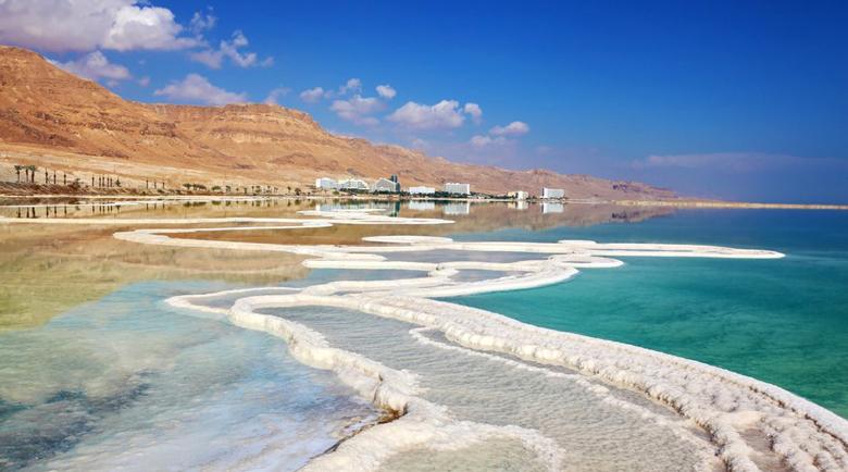 7 факта за Мъртво море, в което никой не може да потъне