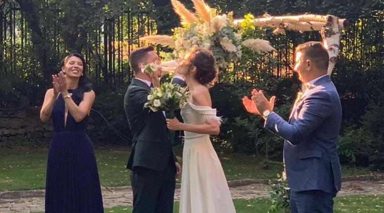 Бившата синоптичка Нора Шопова се омъжи